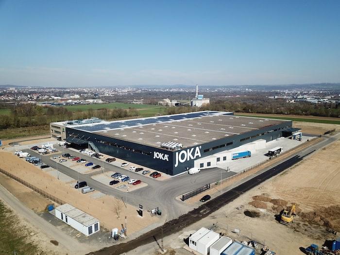 Joka: Neue Zentrale Bodenbeläge in Kassel eröffnet