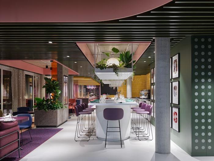 Spezial Hotel Interior – Objektreportage La Visione auf dem Object Campus