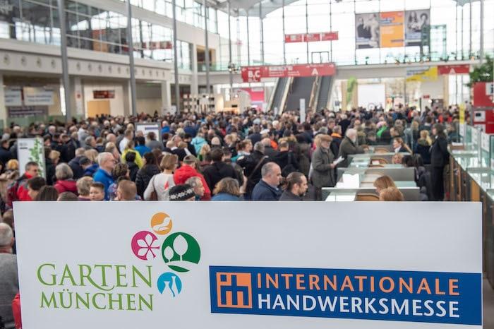Konsequenz aus coronabedingter Entwicklung: Absage der Internationalen Handwerksmesse 2021
