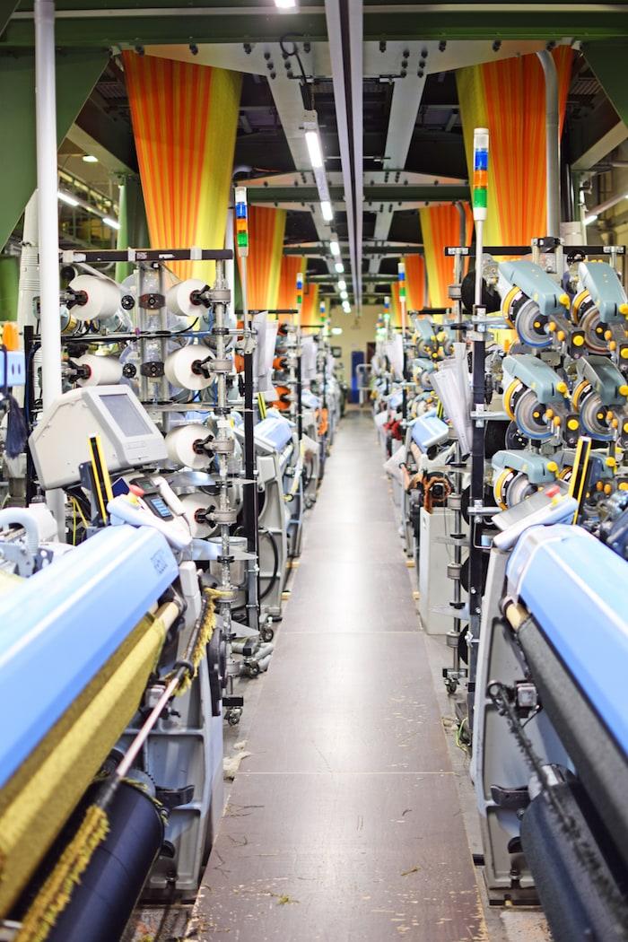 Viel Stoff für die Zukunft – die Hitex-Manufaktur Rohleder im Porträt