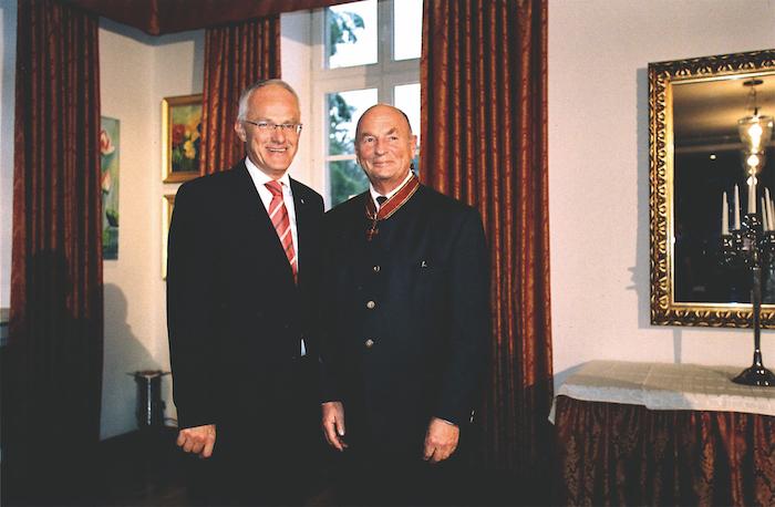 90. Geburtstag von Wilhelm Erfurt