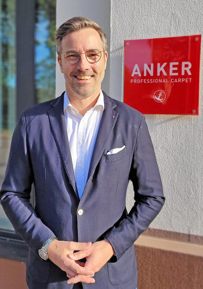 Dirk Boll wird neuer Geschäftsführer bei Anker
