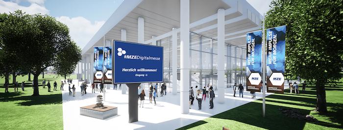 Positive Bilanz: MZE Digitalmesse 2021