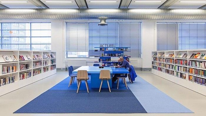 Tretford: Bibliothek mit Mehrwert