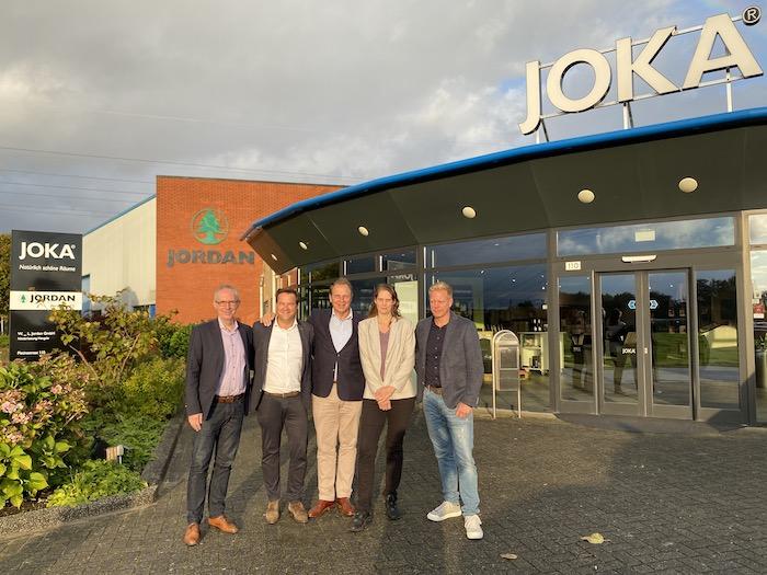 W. & L. Jordan übernimmt Großhändler Viehoff Fournituren B.V. in den Niederlanden